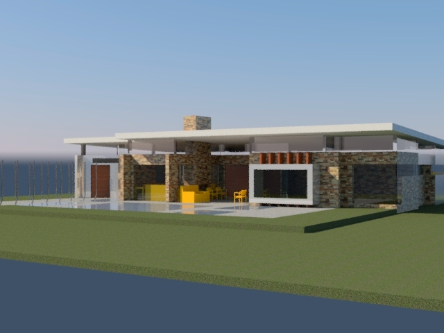 Modern Pitched Roof Design Autodesk Online Gallery