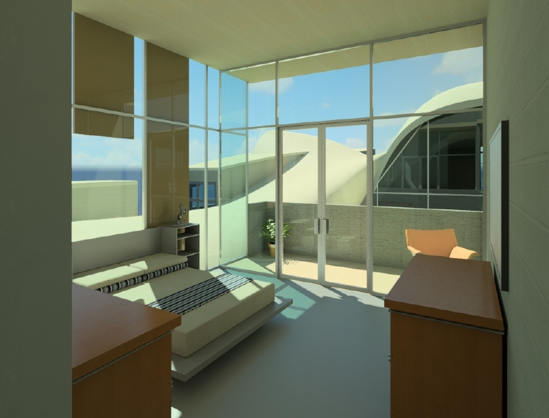 Concept Design 4 Sloped Roof 4 Hotel Final Straight Tower Rvt Autodesk Online Gallery