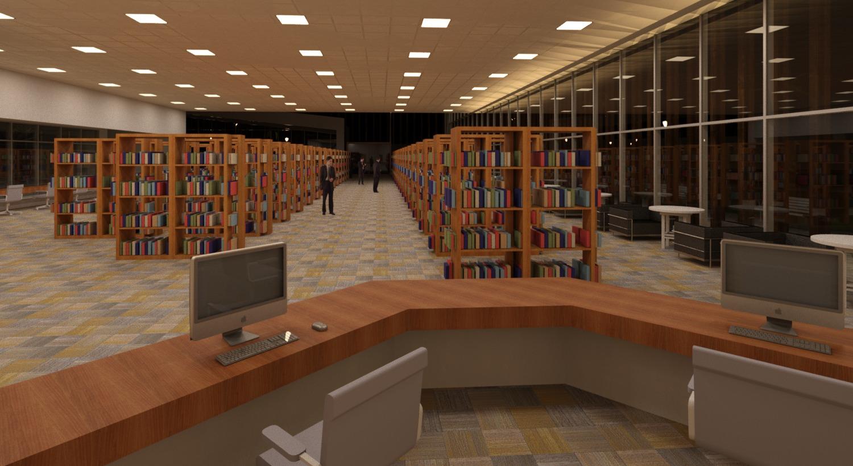 Khobar Public Library|Autodesk Online Gallery